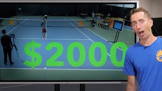 $2000 Tennis Lesson