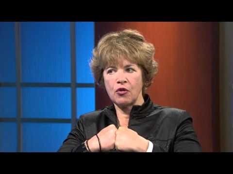 Laura Flanders on GCTV with Bill Miller