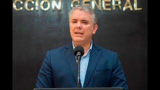 Presidente Duque se reunirá con sindicatos promotores del paro nacional