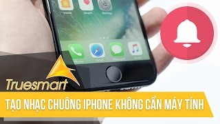 How to create a iPhone ringtone without iTunes, iTools - Very simple