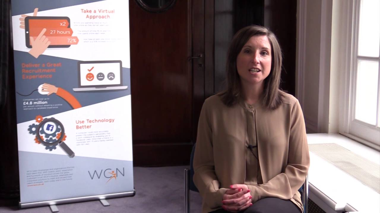 WCN Emerging Talent seminar - Anna Byrne, Recruitment & Selection lead at Nucleargraduates