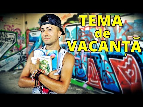 SHARY - TEMA DE VACANTA ( FAKE STUDIO )