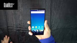 Vernee Mix 2 4GB  ★GEARBEST★ Unboxing & Review