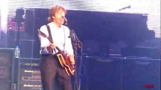Paul McCartney - Helter Skelter - Live from The MGM Grand Garden Arena in Las Vegas NV 6/10/11