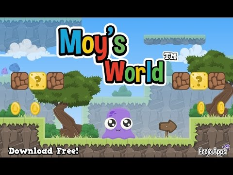 Moy's World - Android Gameplay HD
