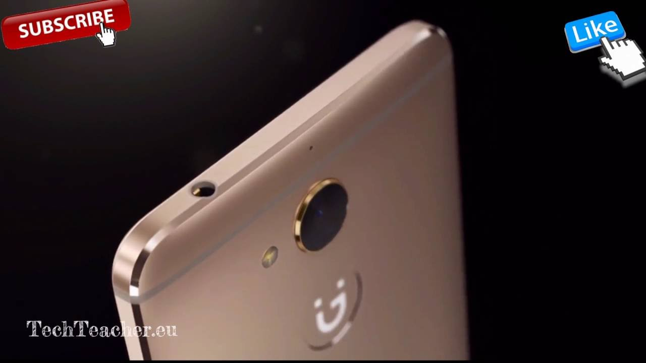 GIONEE S6 PRO Official Trailer