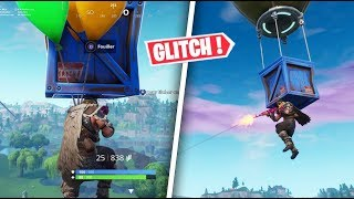 GLITCH (C) Be in the sky of Fortnite Battle Royale!