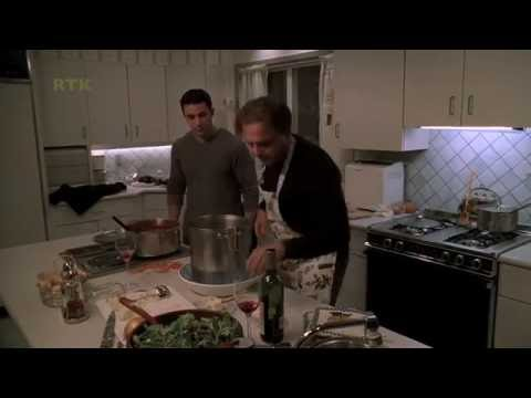 The Sopranos  How to make Spaghetti noodles  Joe Pantoliano HD