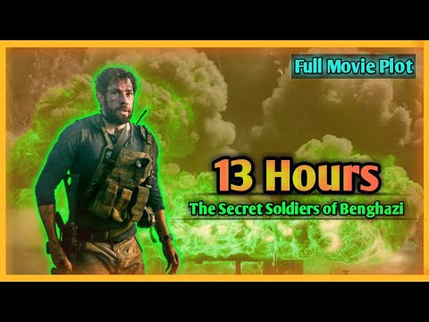 Download 13 Hours: The Secret Soldiers of Benghazi full movie plot