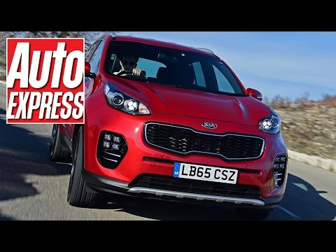 New Kia Sportage review - a better all-rounder than before?