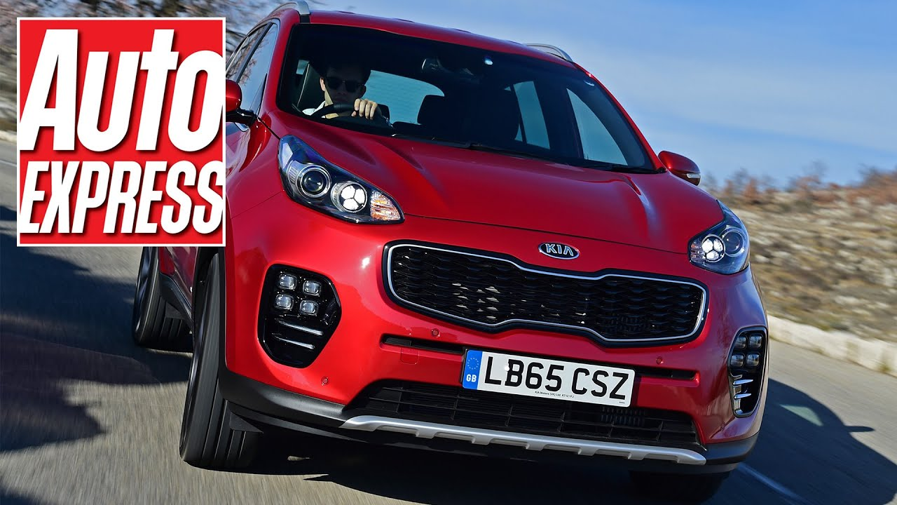 Kia Sportage 1 6 T-GDi 2016 review | Auto Express