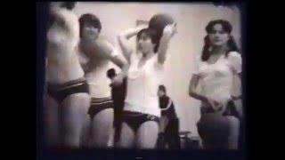 Урок физкультуры 70-е  г. Брест