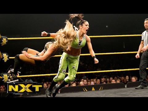Bayley vs. Carmella – NXT Women's Championship Match: WWE NXT, Feb. 10, 2016