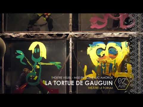 LA TORTUE DE GAUGUIN