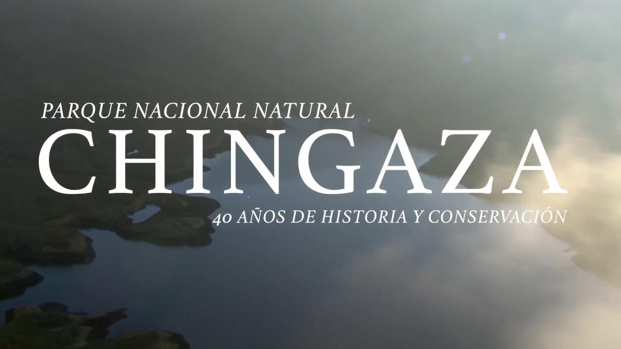 Parque Nacional Natural Chingaza 40 Anos Youtube