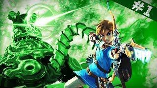 Zelda Breath of the Wild : Avis après 200 heures de jeu - VAYKE #1