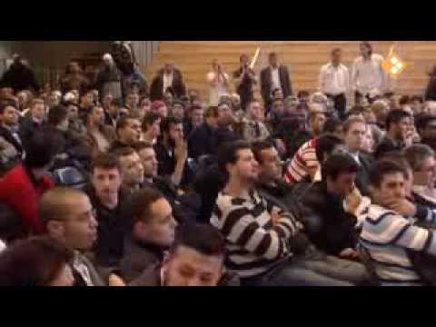 Hizb ut-Tahrir spreekt over Nederland