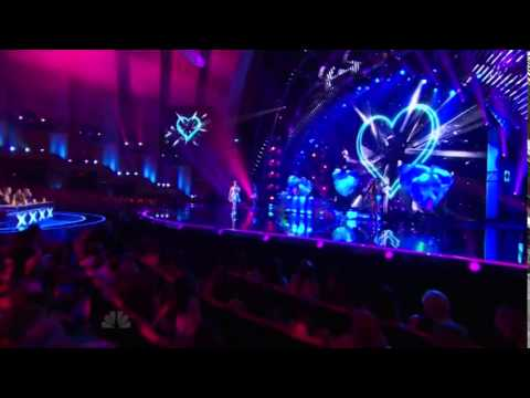 Americas Got Talent 2014  Radio City Music Hall  Mara Justine