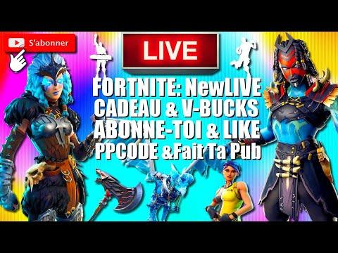 ⭐💫-live-fortnite-sur-pc-obs---boutique-&-cadeaux-🚀🔥🎁-prochainement-full-pc-😱🤑-dons-pc-gamer-💙