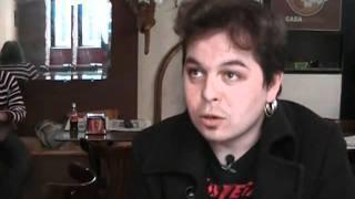 Entrevista a Jimmy Barnatán con su nuevo grupo de rock