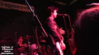 Green Day- 924 Gilman, Berkeley Ca. 5/17/15 LIVE Multicam Canon HFG Pro Cameras