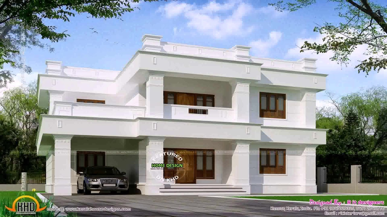 House Design With Concrete Roof Gif Maker Daddygif