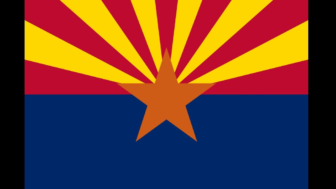 Arizona S Flag And Its Story Youtube