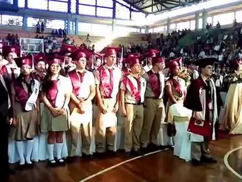 Himno del colegio nacional Olmedo