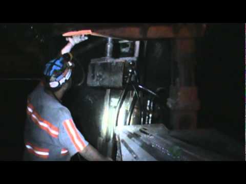 Coal Mining; Walkthru Bolt Machine