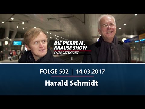 Die Pierre M. Krause Show | Folge 502 | Harald Schmidt