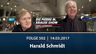 Die Pierre M. Krause Show vom 14.03.2017