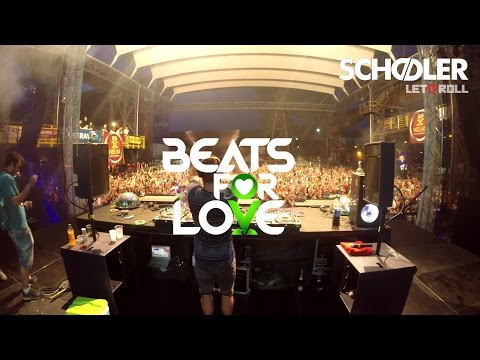 SCHOOLER @ Beats 4 Love 2015 FULL SET / HD