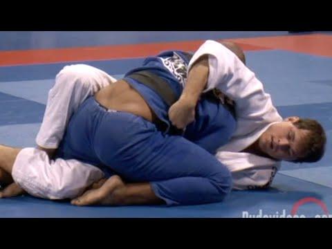 Roger Gracie VS Bruno Bastos / World Championship 2009