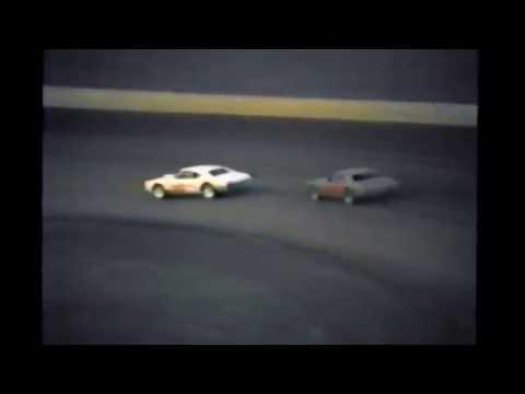 1985 races at Black Hills Speedway #22 grand national trophy dash