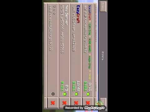 Программа для игры minecraft PE