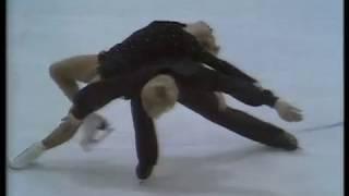 Jayne Torvill & Christopher Dean - 1981-82 British Ice Dance Championships 'Summertime' OSP