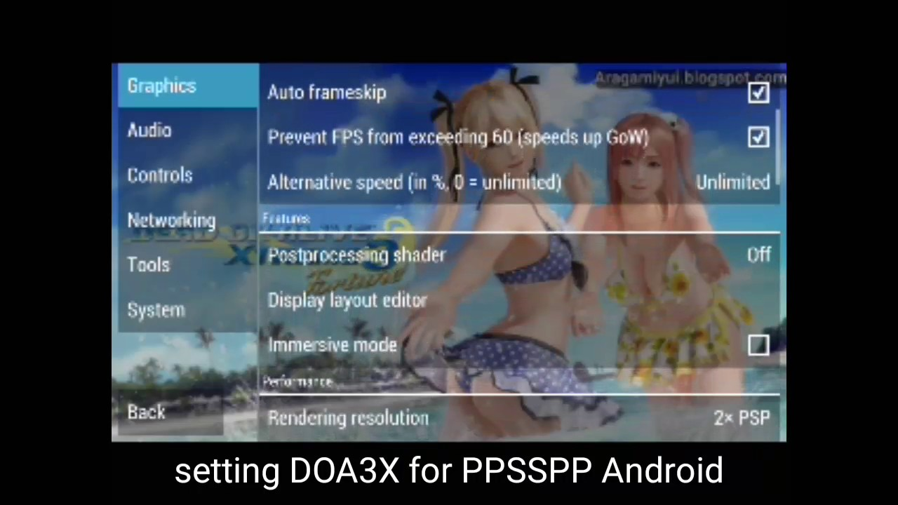 dead or alive xtreme 3 ppsspp iso download