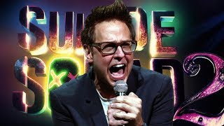 James Gunn Hired for Suicide Squad 2