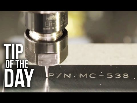 CNC Engraving Made Easy Using G47 – Part 1 – Haas Automation Tip of the Day