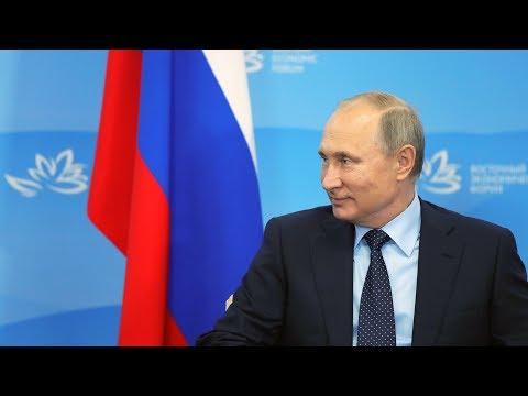 Путин: не стоит загонять Северную Корею в угол