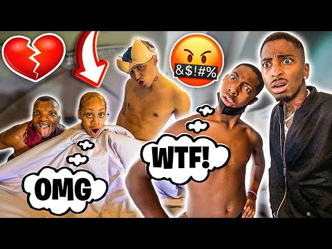 GOT CAUGHT WITH FUNNYMIKE FRIENDS💔LEADS TO SOMETTHING ELSE..