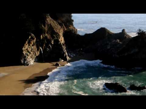 Big Sur Coastline and Sunset - D90 Short Film (720p HD)