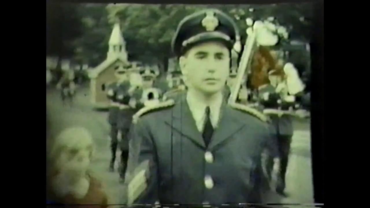 Rouses Point Parades & Celebrations  1950's
