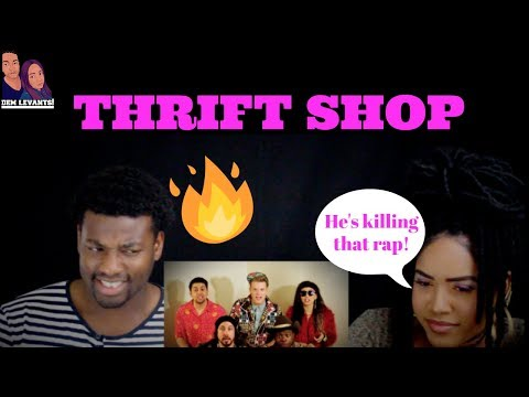 Pentatonix- Thrift Shop| REACTION