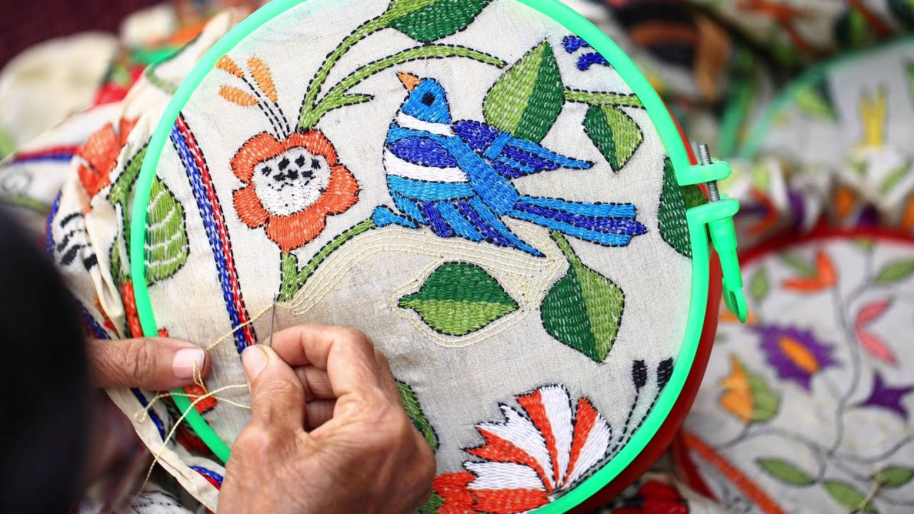 Embroidery Women S Craft