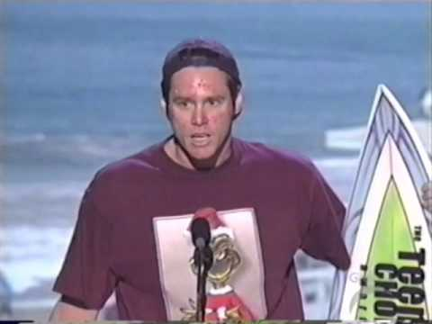Thumbnail: Jim Carrey Wins at 2000 Teen Choice Awards