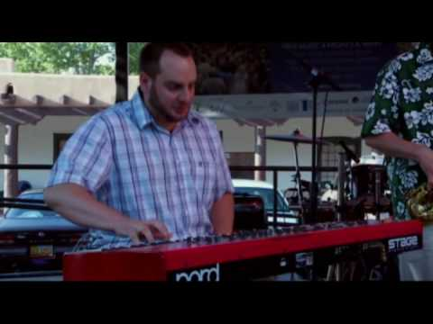 The Gumbo Project - Rubiks Cube - Santa Fe Live Music