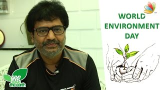 Vivek Speech: I've touched 30 % of Abdul Kalam's goal of 1 crore trees | World Environment Day