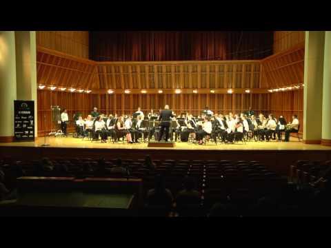 FINAL PERFORMANCE: Texas H.S. Concert Band