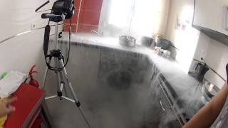 What will Happen if You Drop Dry Ice in Boiled Water?